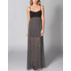 BILLABONG Broken Up Maxi Dress
