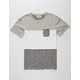 RUSTY Damages Mens Pocket Tee