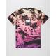 WAVY Vivid Print Mens T-Shirt