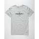 RHYTHM Smooth Seas Mens T-Shirt