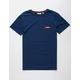 RHYTHM My T-Shirt 2 Mens Pocket Tee