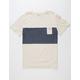 RHYTHM Sprout T-Shirt Mens Pocket Tee
