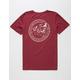RHYTHM Worn Path Mens T-Shirt