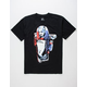 SUICIDE SQUAD Harley Quinn Bat Mens T-Shirt