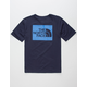 THE NORTH FACE Half Dome Box Boys T-Shirt