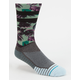 STANCE Hidden Palms Mens Socks