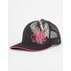 METAL MULISHA Shadowy Womens Trucker Hat