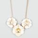 FULL TILT 2 Flower Short Necklace