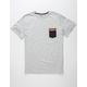 RHYTHM My T-Shirt Mens Pocket Tee