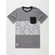 LIRA Canal Mens Pocket Tee