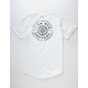 LIRA Stamp Mens Extended T-Shirt