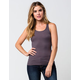 ACTIVE Ribbed Racerback Womens Tank