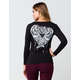 METAL MULISHA Fallen Womens Tee