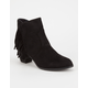 REPORT Clementyne Womens Booties