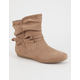 REPORT Elora Bow Slouch Boots