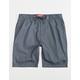 IMPERIAL MOTION Melton Mens Hybrid Shorts