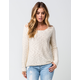RIP CURL Care Free Womens Sweater