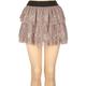 FULL TILT Lace/Tulle Ruffle Skirt