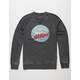 BURTON Retro Mountain Mens Sweatshirt