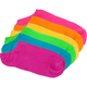 Neon 6 Pack Socks