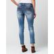 MISS ME Clean Pocket Womens Skinny Jeans