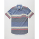 RUSTY Bugle Boy Mens Shirt