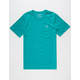 HURLEY Dri-FIT Staple Crew Mens T-Shirt