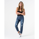 RSQ Chelsea Girlfriend Womens Jeans