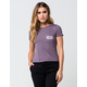 FULL TILT Be Yourself Womens Pocket Tee