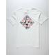 ASPHALT YACHT CLUB Hibiscus Lock Up Mens T-Shirt