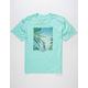 NEFF Cali Palms Mens T-Shirt