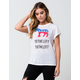 PROJECT KARMA To The Left Womens Tee