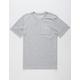 HURLEY Dri-FIT Driblend Staple Crew Mens T-Shirt