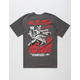 HOONIGAN Hell On Wheels Mens T-Shirt