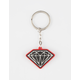 DIAMOND SUPPLY CO. Rubber Keychain