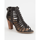 REPORT Rex Womens Caged Heels