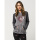 VOLCOM Blocked In Womens Hoodie