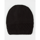 Open Knit Band Beanie