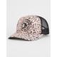 BILLABONG Heritage Mashup Leopard Womens Trucker Hat