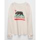 BILLABONG Cali Bear Girls Thermal