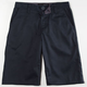 BLUE CROWN Boys Chino Shorts