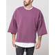 THE NARROWS Boxy Mens Sweatshirt