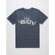 RVCA Rise Mens T-Shirt