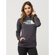 THE NORTH FACE Fave Half Womens Hoodie