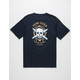 FOURSTAR Zig Zag Mens T-Shirt