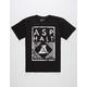 ASPHALT YACHT CLUB Burner Rec Lock Up Boys T-Shirt