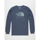 THE NORTH FACE Logo Stack Mens T-Shirt