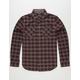 ROARK REVIVAL Blue Buck Mens Flannel Shirt