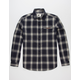 LIRA Ombre Mens Flannel Shirt