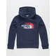 THE NORTH FACE Logo Girls Hoodie